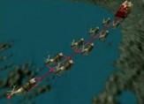 Google Earth muestra en directo la trayectoria de Santa Claus