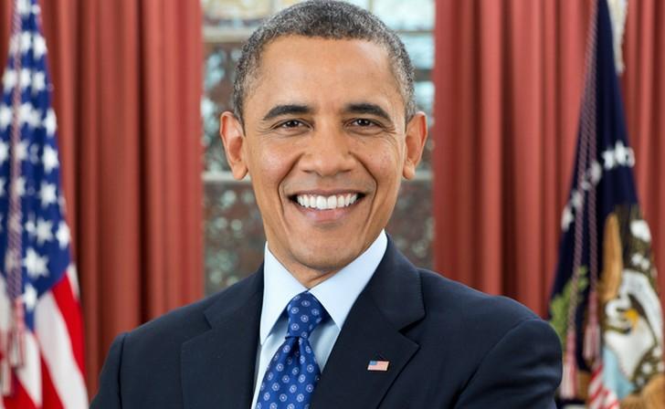 Barack Obama Wikpedia