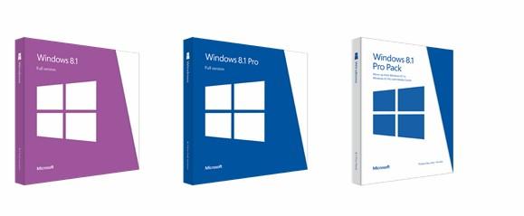 Windows 8.1 será lanzado como actualización gratuita para los actuales usuarios de Windows 8 el día 18 de octubre.