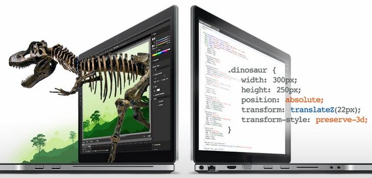 Crear diseños en HTML5 con Google Web Designer
