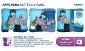 Nokia apps Dia de la Mujer