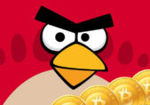angrybirds y bitcoins