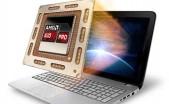 AMD A10 PRO LARGE on WHITE