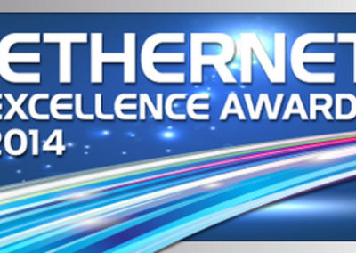 MEF Ethernet Excellence Awards 2014