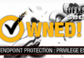 Symantec Endpoint Protection es owned por offensive security