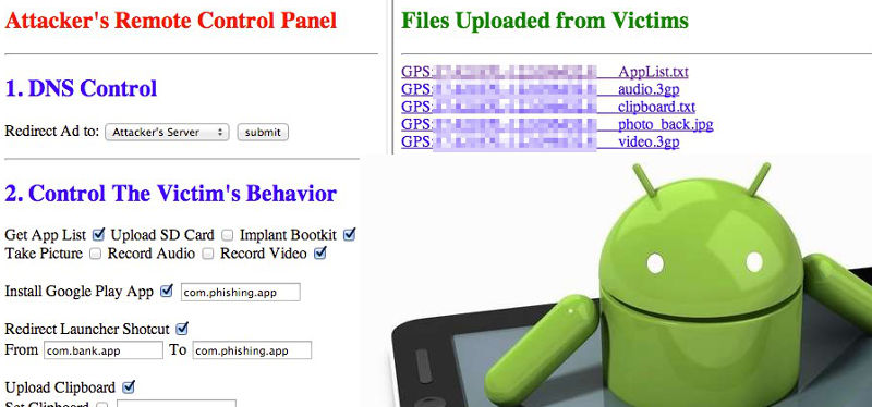 Attackers Android FireEye