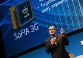 Brian Krzanich, CEO de Intel