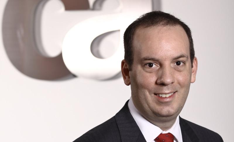 Rodrigo Bernardinelli, director, Solution Sales para Latinoamérica de CA Technologies