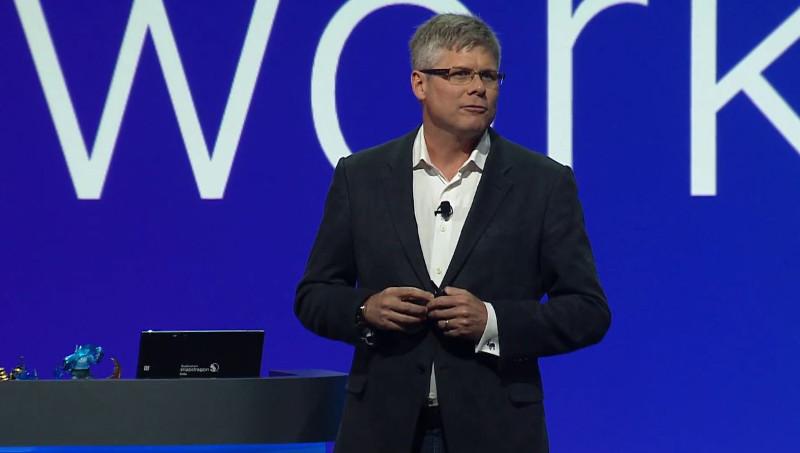 Steve Mollenkopf CEO Qualcomm
