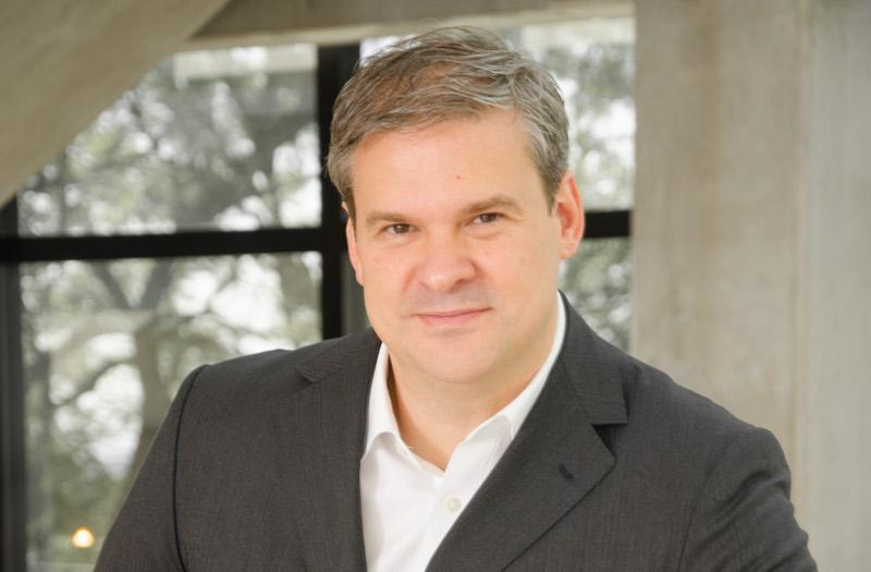 Weber Canova Vice Presidente de Tecnología de TOTVS