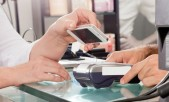 Pago con telefono inteligente NFC