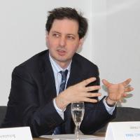 James Walker, del MEF / CloudEthernet Forum / Tata Communications
