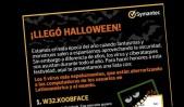 """En Halloween, Symantec presenta su lista de """"los cinco virus más temibles"""""""