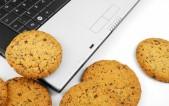 cookies y computadora