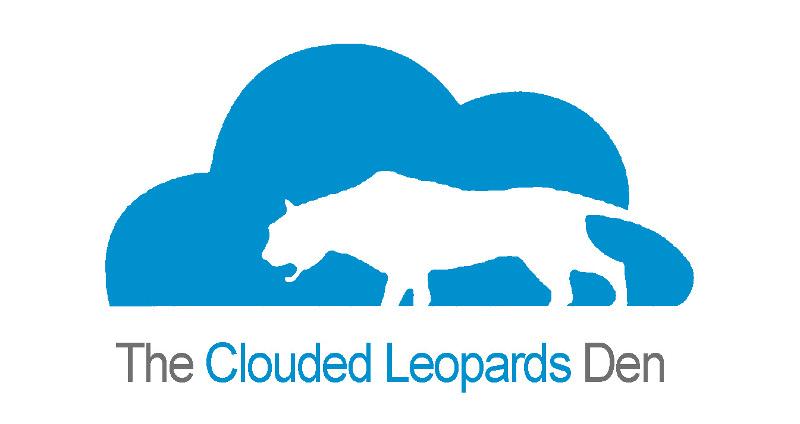 Clouded leopard CEF pantera nebulosa