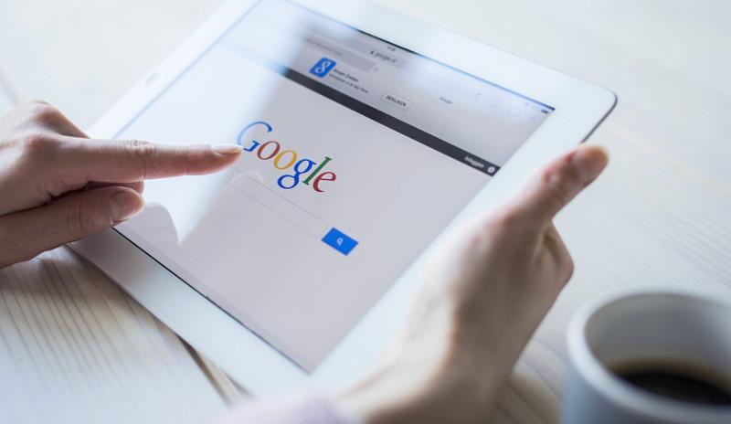 Google en tableta