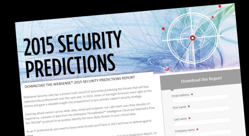 websense predicciones 2015