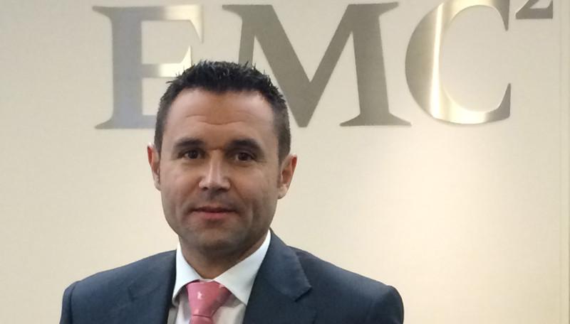 Jesus Velasco EMC España