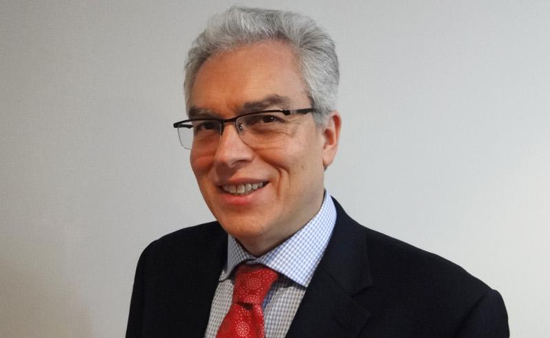 Fernando Gómez, Director de Servicios Financieros de Unisys para América Latina Central, Sur y Andina