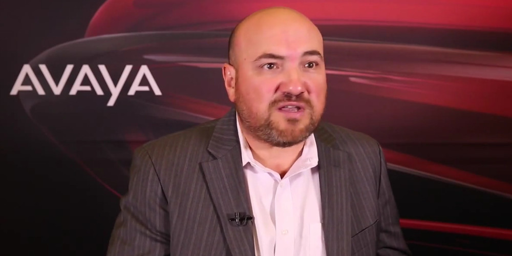 Joe Manuele Senior VP and General Manager, Avaya Global Cloud Services