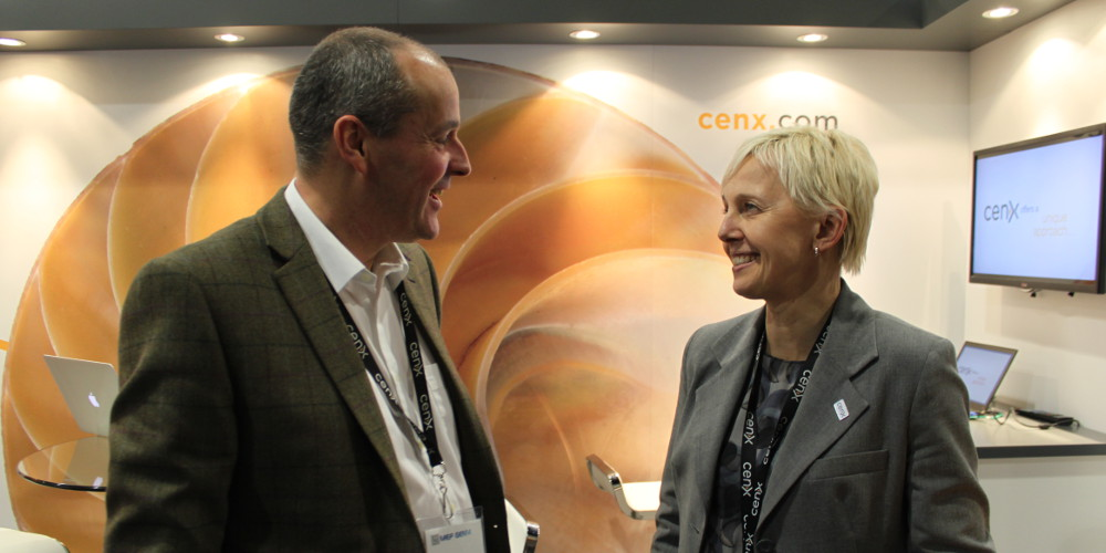 CENX Marie Fiala Timlin y Martin Singer