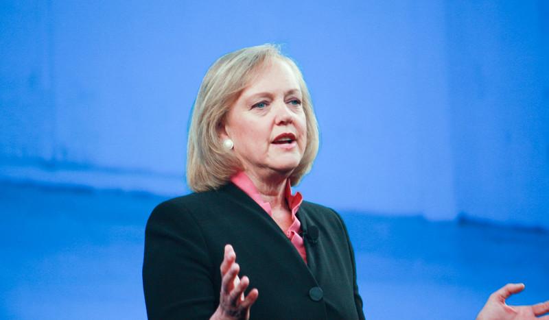 Presidenta y CEO de HP Meg Whitman