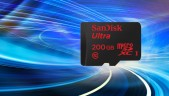 SanDisk logra comprimir 200 GB en minúscula tarjeta microSD
