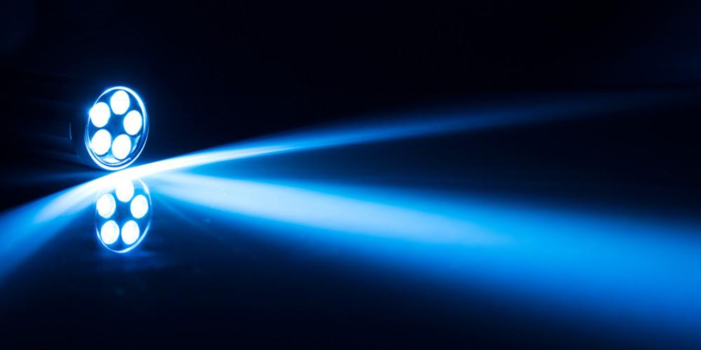 Tecnolog a led contribuye a reducir la contaminaci n for Iluminacion led malaga