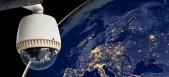 espionaje gubernamental cámara circuito cerrado en el espacio