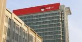 Edificio corporativo de Red Hat