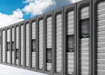 Centro de datos en la nube