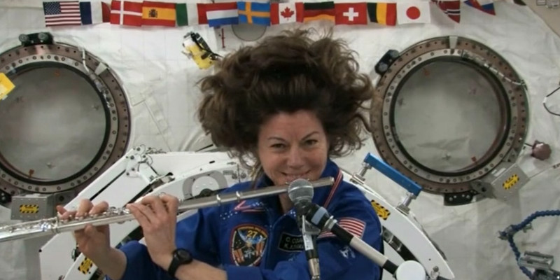 Catherine Cady Coleman Astronauta