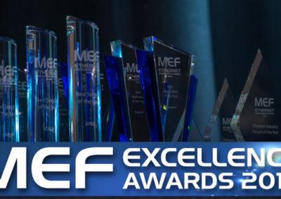 MEF Excellence Awards 2015