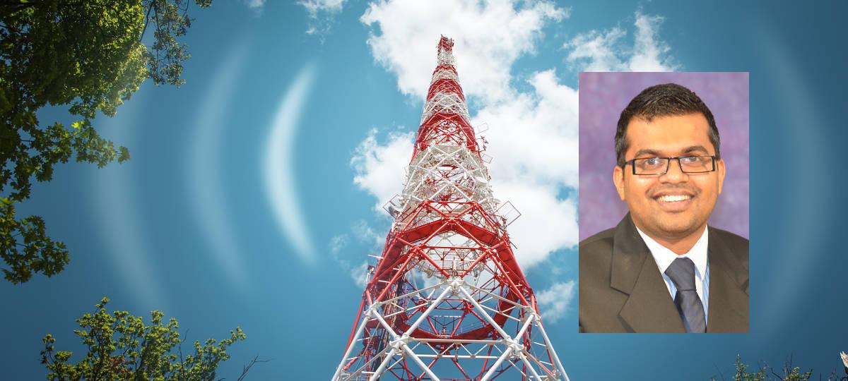 Torre LTE 4G 5G