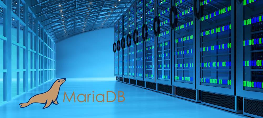 MariaDB base de datos