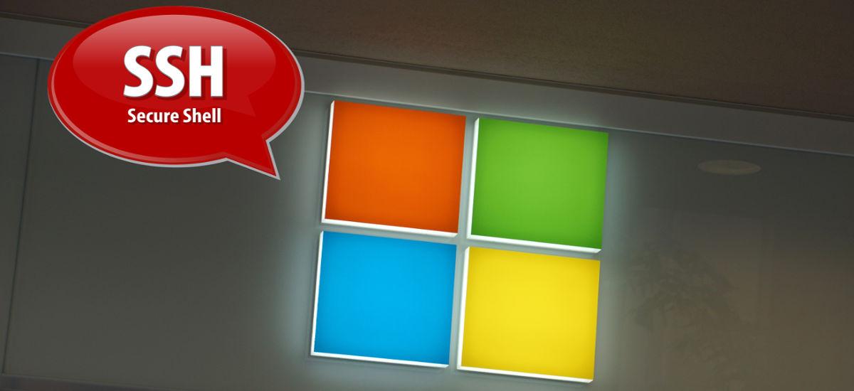 Microsoft SSH