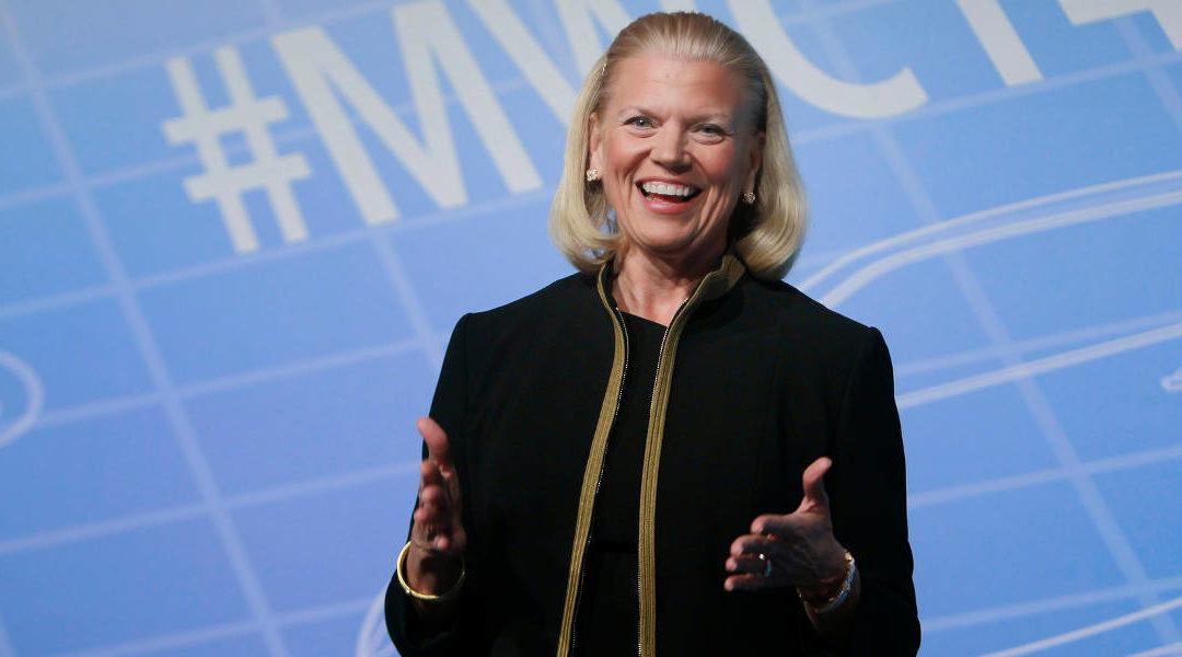 Virginia-Rometty-CEO-IBM
