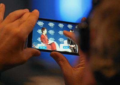 Foro Económico Mundial Davos WEF