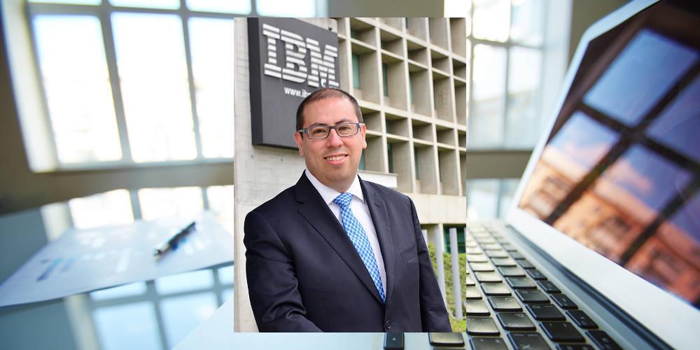 David Ruiz Director de la Unidad de Watson en IBM México