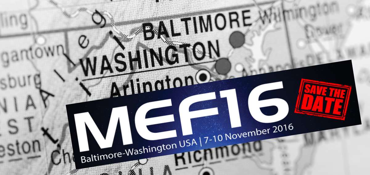 MEF16 Baltimore Washington