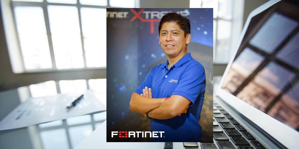 Martín Hoz, vicepresidente de Ingeniería de Fortinet para Latinoamérica