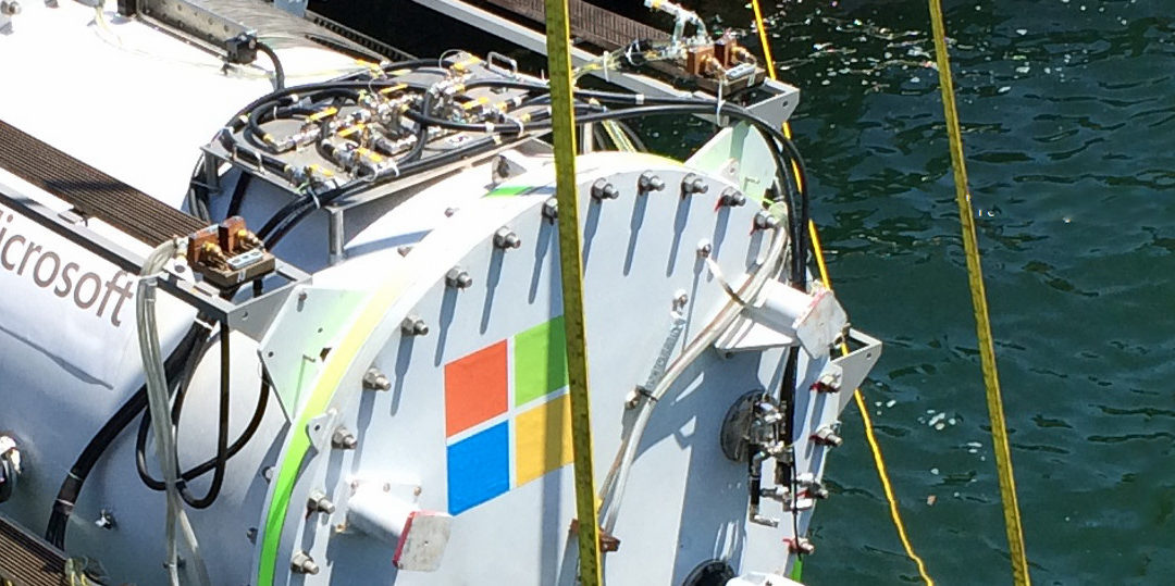 Microsoft Natick