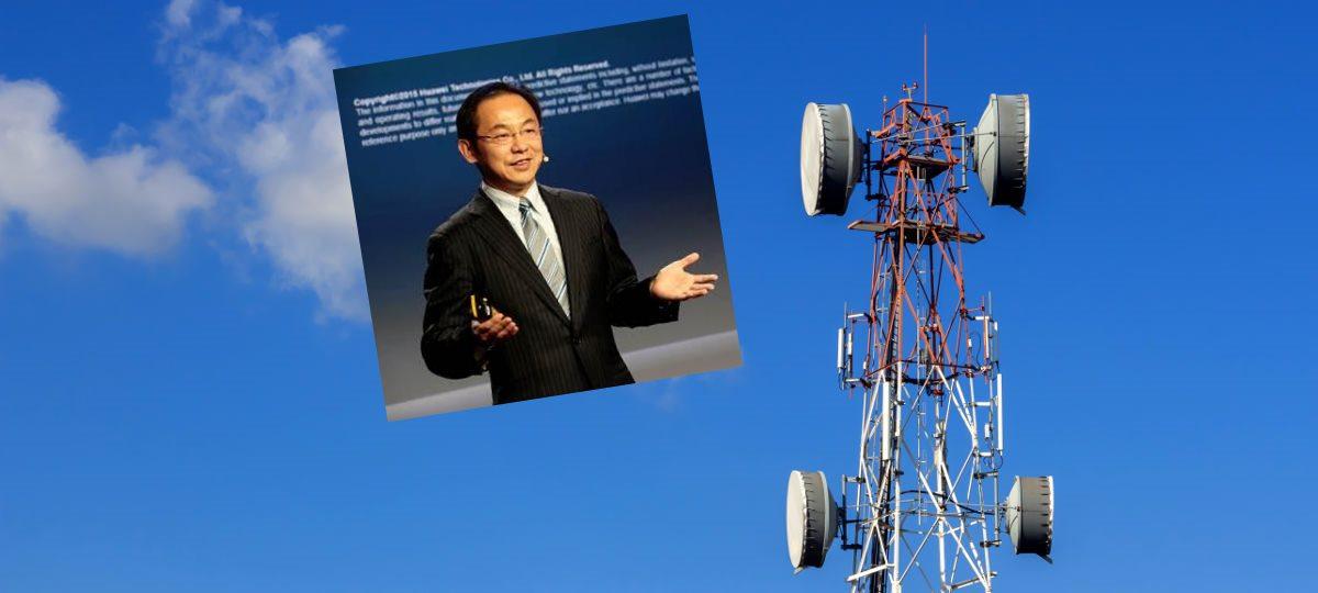 Ryan Ding Huawei 5G