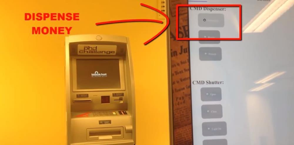 Cajeros autom ticos vulnerables ante los ciberdelincuentes for Los cajeros automaticos
