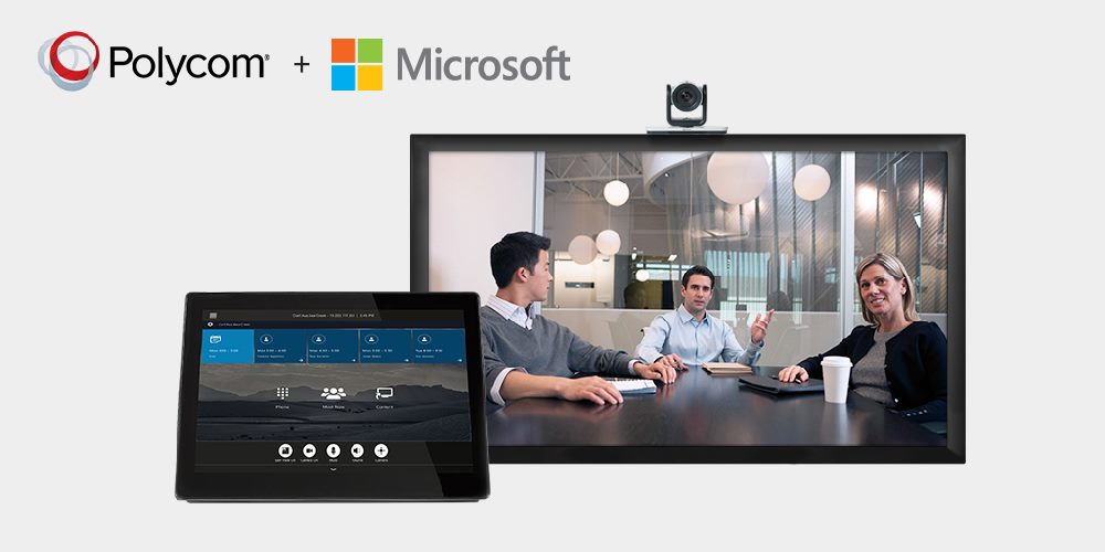 Polycom Microsoft