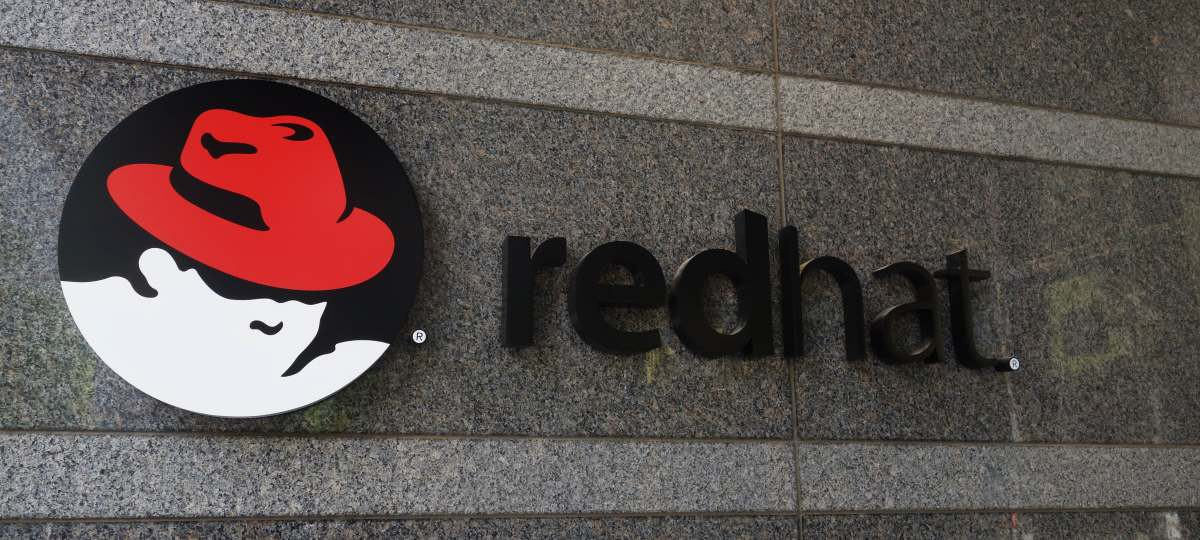 Edificio corporativo de Red Hat