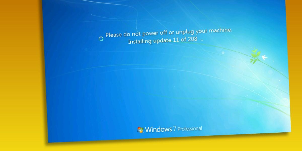 Windows 7 Convenience Rollup Update
