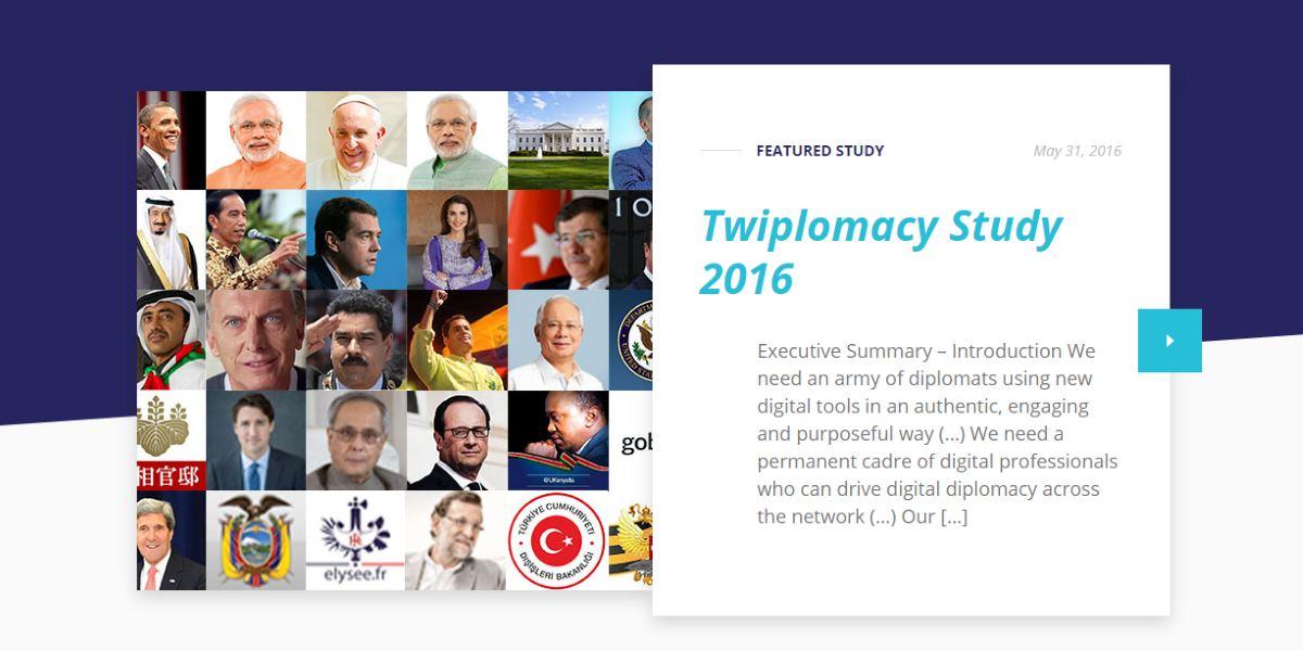 Twiplomacy