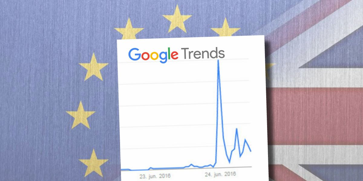 brexit google trends
