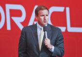 Mark Hurd Oracle CEO